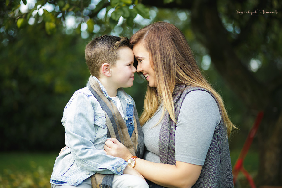 Mother and Son, Ballymena Location
